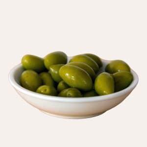 groene olijven languedoc lucques smaakvol