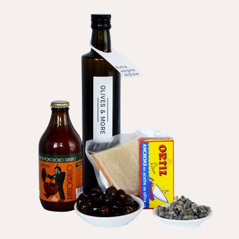 olijven om mee te koken pasta puttanesca