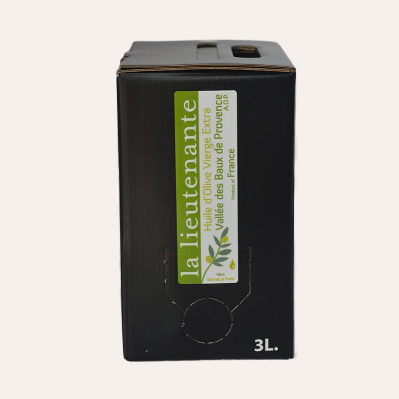 Franse biologische olijfolie uit de Provence